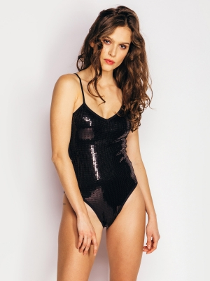 EDITA bodysuit black