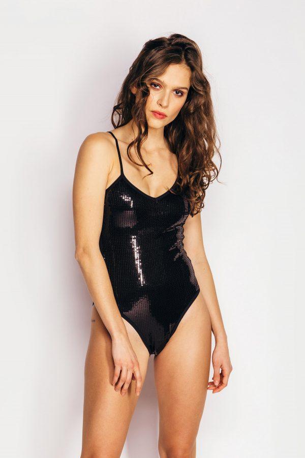 EDITA bodysuit black