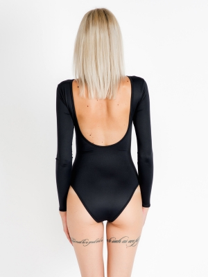 ANA bodysuit black