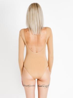 ANA bodysuit nude