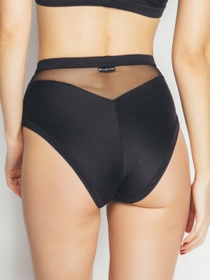 AVA bottom black