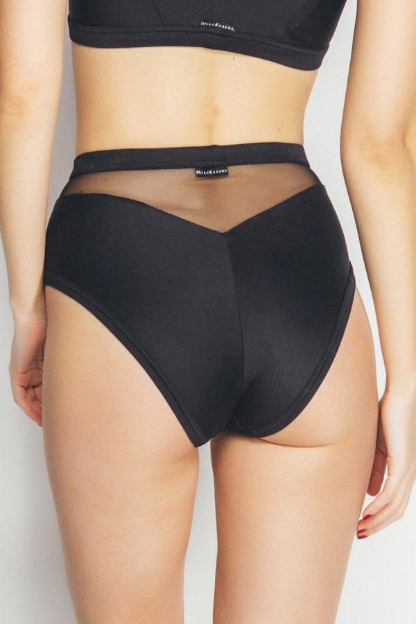 AVA bottom black