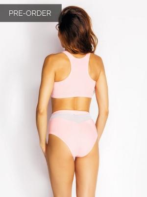 AVA top light pink