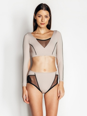 KARMEN long-sleeved top bond