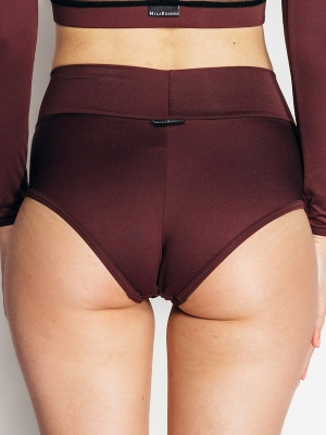 NADJA bottom mahogany