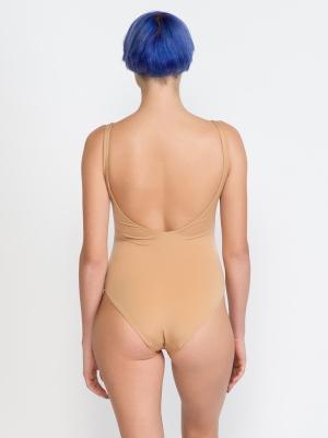 PINA bodysuit nude