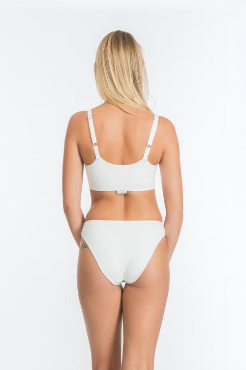 SANDRA top white